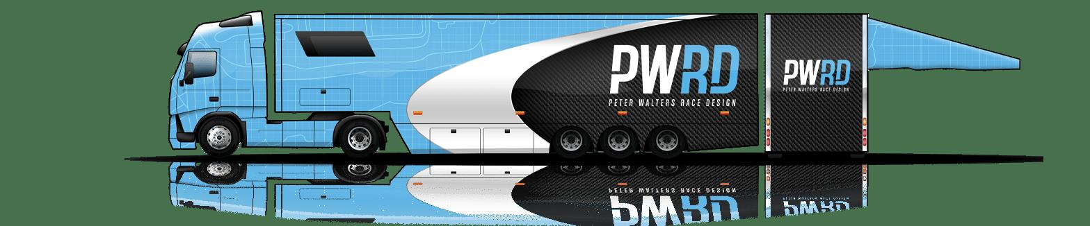PWRD Sponsorship Truck
